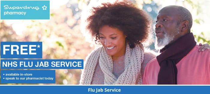 Free NHS Flu Jab