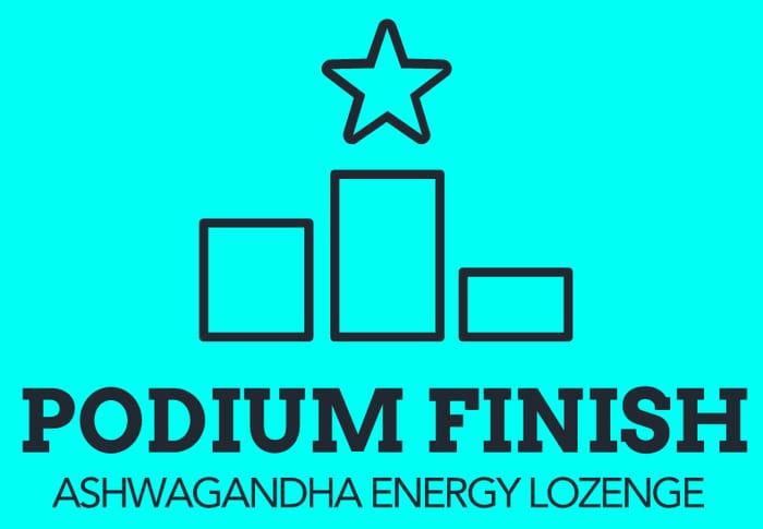 Free Caffeine & Ashwagandha Lozenges