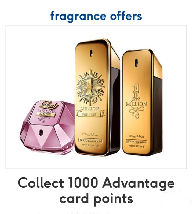 Buy Selected Paco Rabanne Fragrance & Get Free Gift
