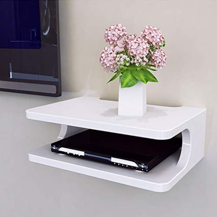 Floating Shelf for Tv Components,