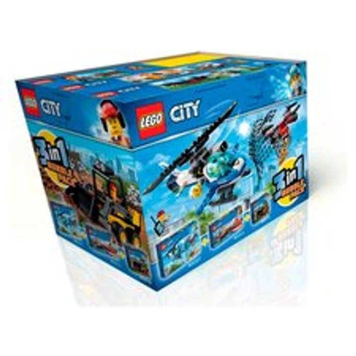 Lego City 3 in 1 Bundle Pack - Half Price!