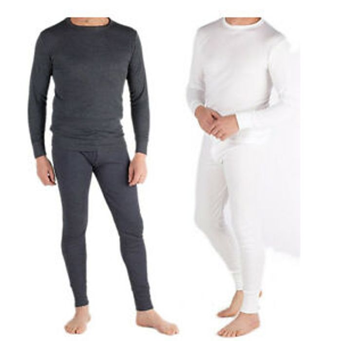 MENS THERMAL UNDERWEAR from £2.99