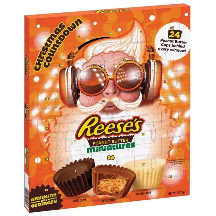 Reese's Peanut Butter Cup Advent Calendar 247g