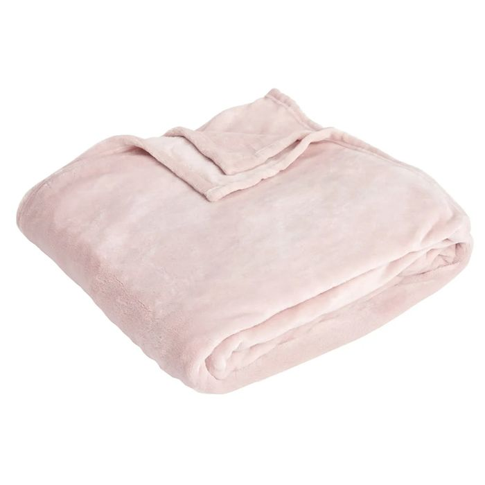 Wilko Supersoft Throw 200 X 200cm (Various Colours)