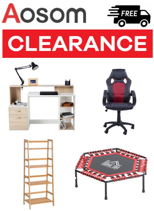 AOSOM CLEARANCE - Home & Garden | FREE DELIVERY