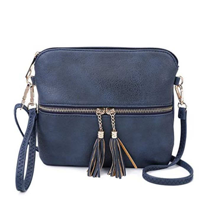 LeahWard Women's Small Cross Body Bags Nice Soft Shoulder Bags