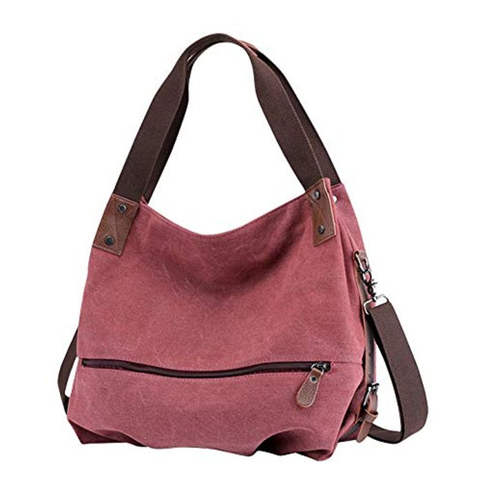 Ladys Canvas Bag