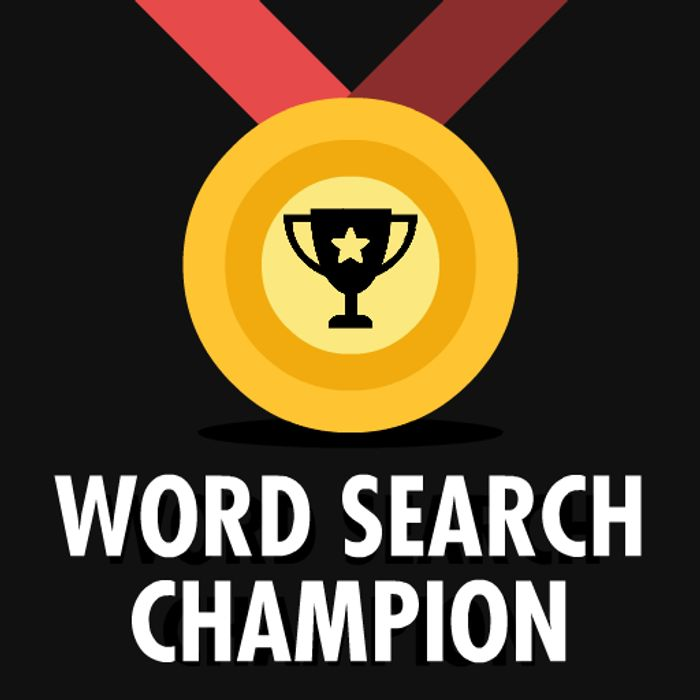 Word Search Champion Pro - Usually £1.59