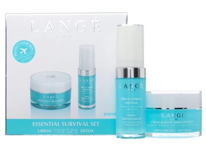 LANGE PARIS Essential Survival Skin Care Set