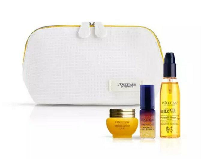 Receive a Free Gift When You Spend £50 on L'Occitane