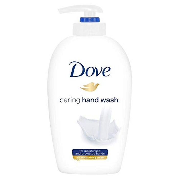 Dove Beauty Cream Wash 250ml for £1