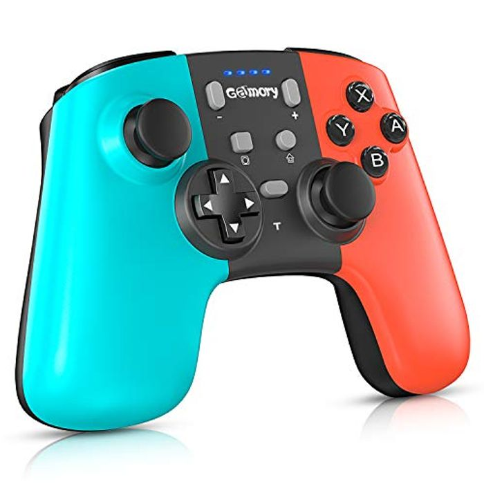 Save a Extra 30% Gamory Wireless Controller for Nintendo Switch