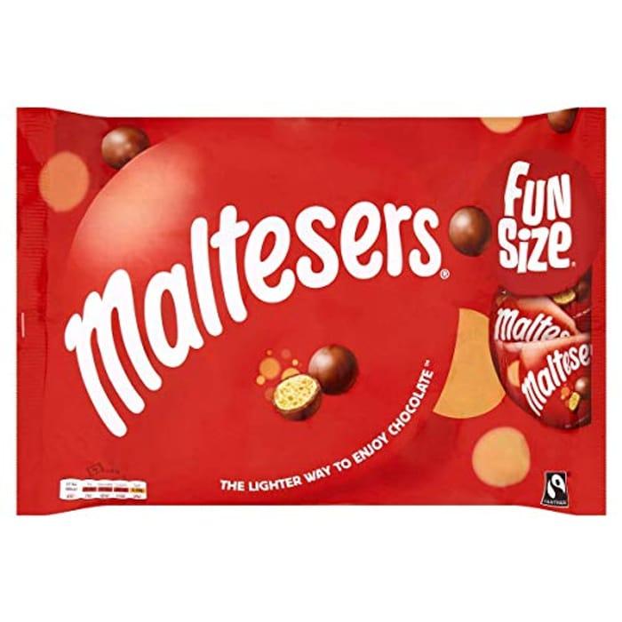 Maltesers Funsize Multipack 195g Min Order 2