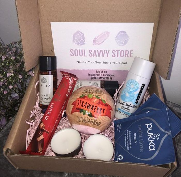 A LADY'S GIFT! WONDERFUL! FREE DELIVERY Pamper, Relax, De-Stress