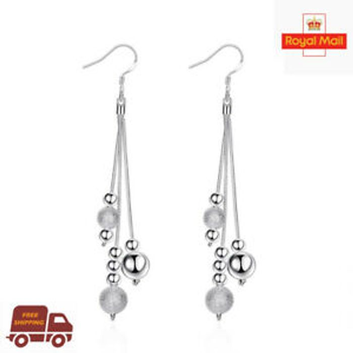 925 Silver Womens Earrings 99p Delivered