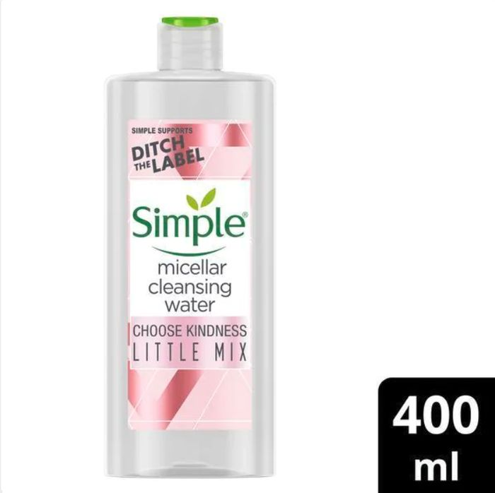 Simple X Little Mix Micellar Water 400ml