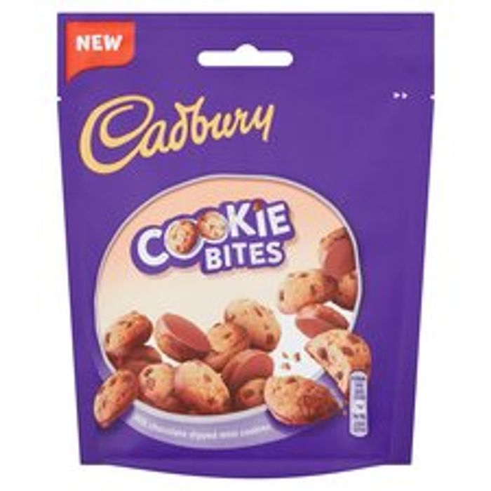 Cadbury Cookie Bites 90G £1 Using Clubcard
