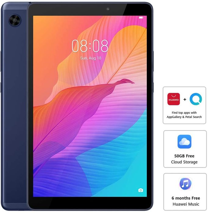 HUAWEI MatePad T 8 8 Inch Tablet (ONLY £59 with Cashback)