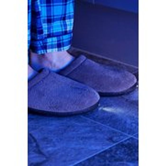 LED Torch Slippers - One Size Only 8-10