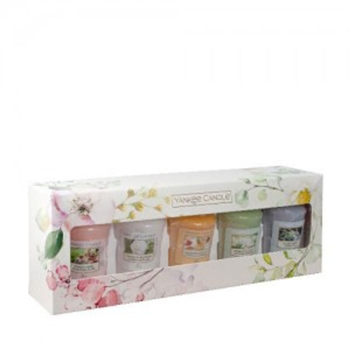 Cheap Yankee Candle Garden 5 Votive Gift Set at Candlesdirect