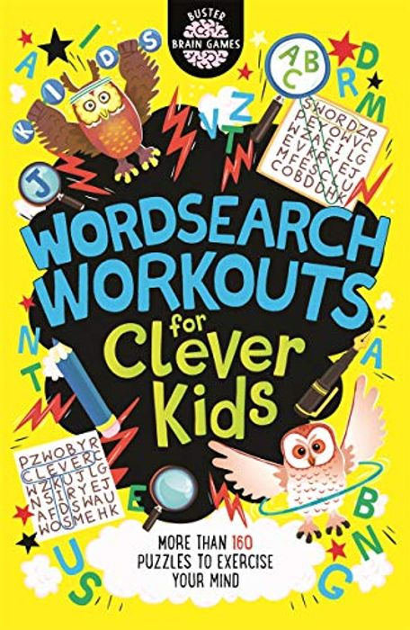 Wordsearch Workout for Clever Kids