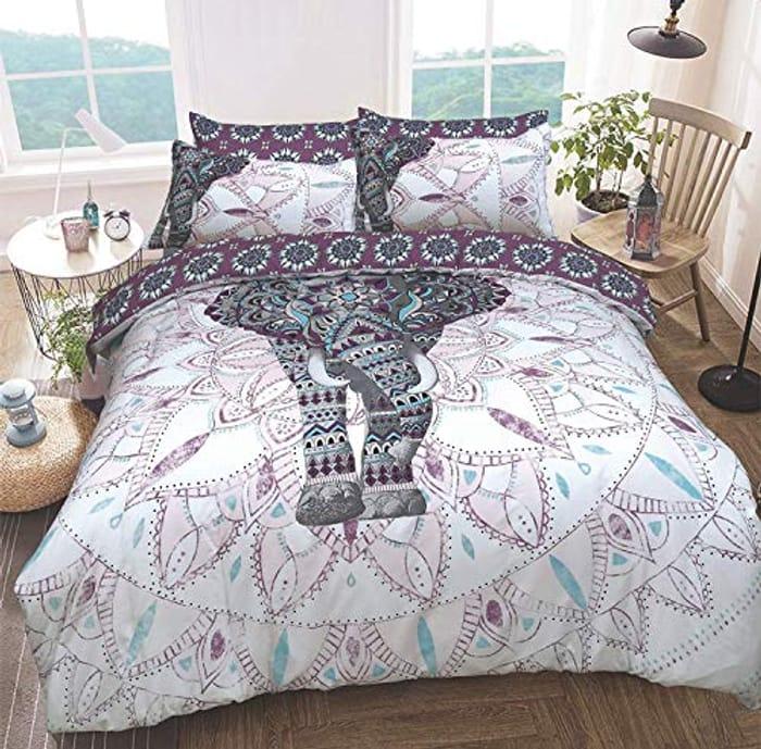 Best Price! Elephant Single Bedding