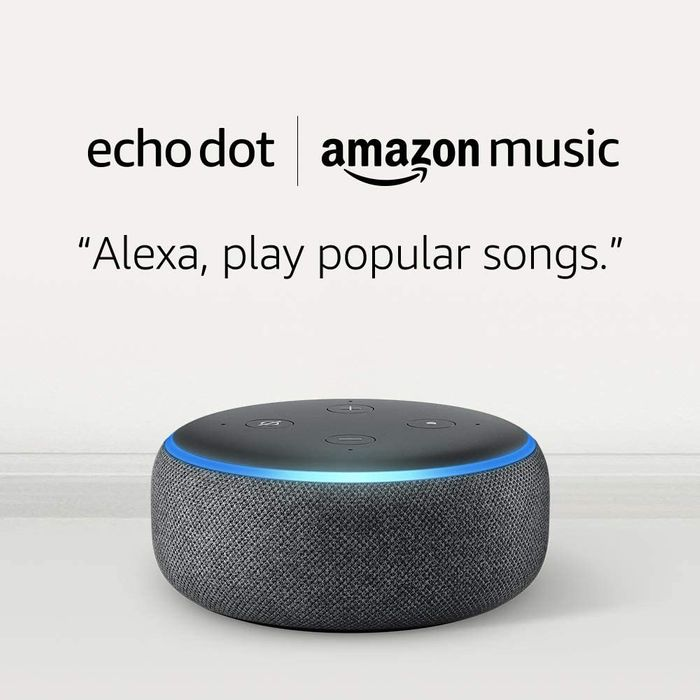 Echo Dot 3rd Gen With 6 Months FREE Amazon Music Unlimited! - Only £18.99!