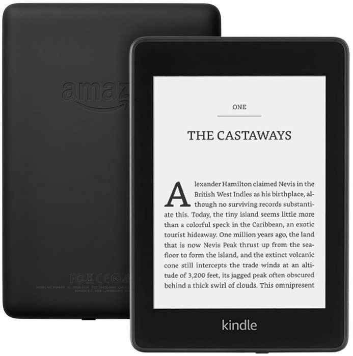 Kindle Paperwhite Waterproof 8GB £79.99 Prime