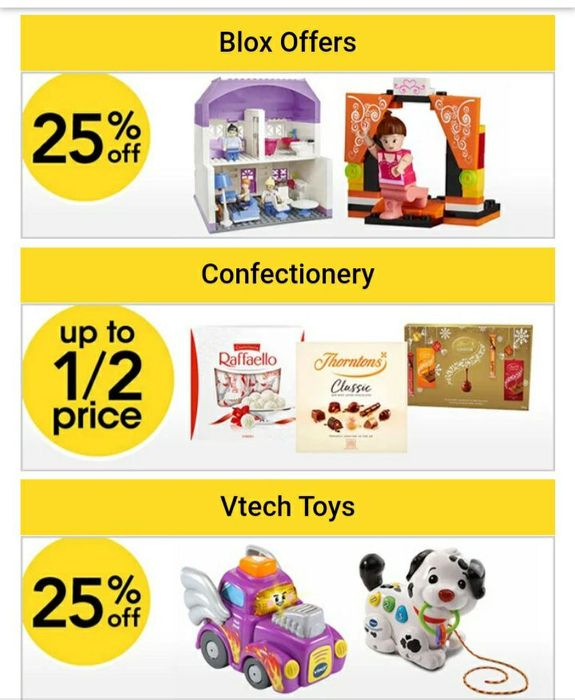 Great Reductions at Wilkos. Toys, Chocolate, DIY, Health & Beauty, and more.