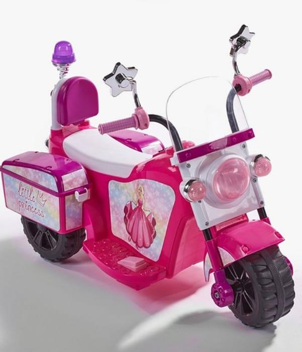 Princess Ride-on 6V Battery Powered Electric Bike