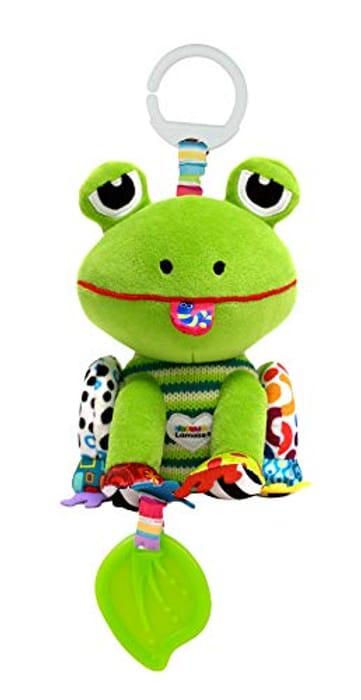 Lamaze Jibber Jabber Jake Baby Toy