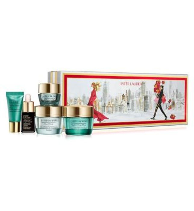 Este Lauder Stay Young. Start Now. Daily Skin Defenders Gift Set