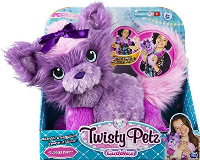 Twisty Petz 6054695 Cuddlez, Cuddlez Puppy Transforming