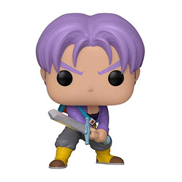 Funko 44259 POP Animation: Dragon Ball Z - Trunks