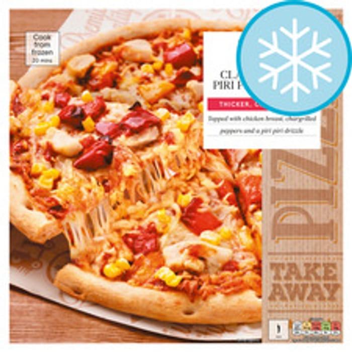 Tesco Takeaway Piri Piri Chicken Pizza £1 with Clubcard