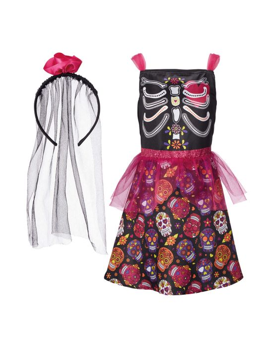 Kids' DOTD Halloween Costume, Variety of Different Girls Costumes for £4.99