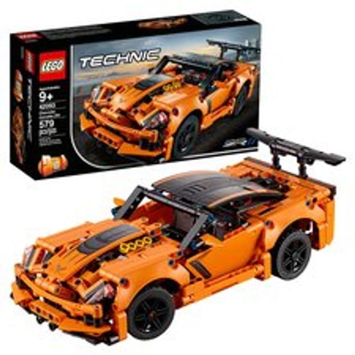 LEGO Technic 2in1 Chevrolet Corvette ZR1 Car Toy 42093