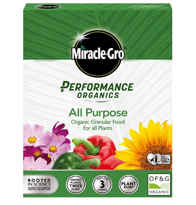 HURRY! Miracle-Gro All Purpose Food (1KG Bag) - Only £1.50!