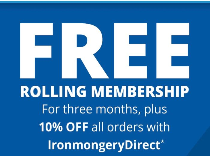 Free 3 Months Membership with