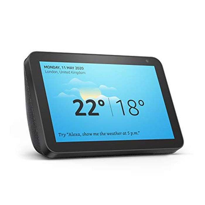 Prime Day Deal - Echo Show 8 Only £59.99