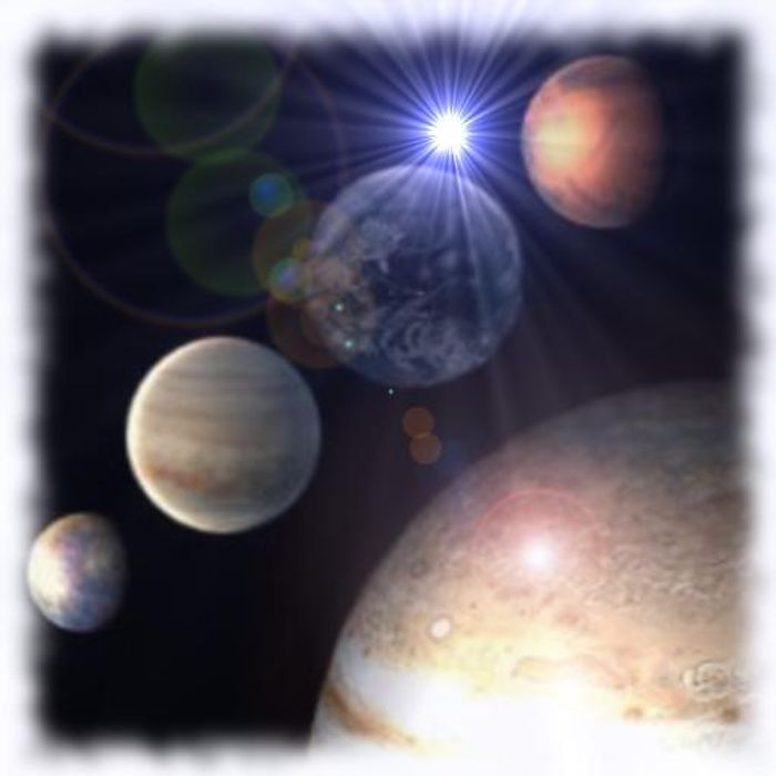 Planets Live Wallpaper plus - Usually £0.89