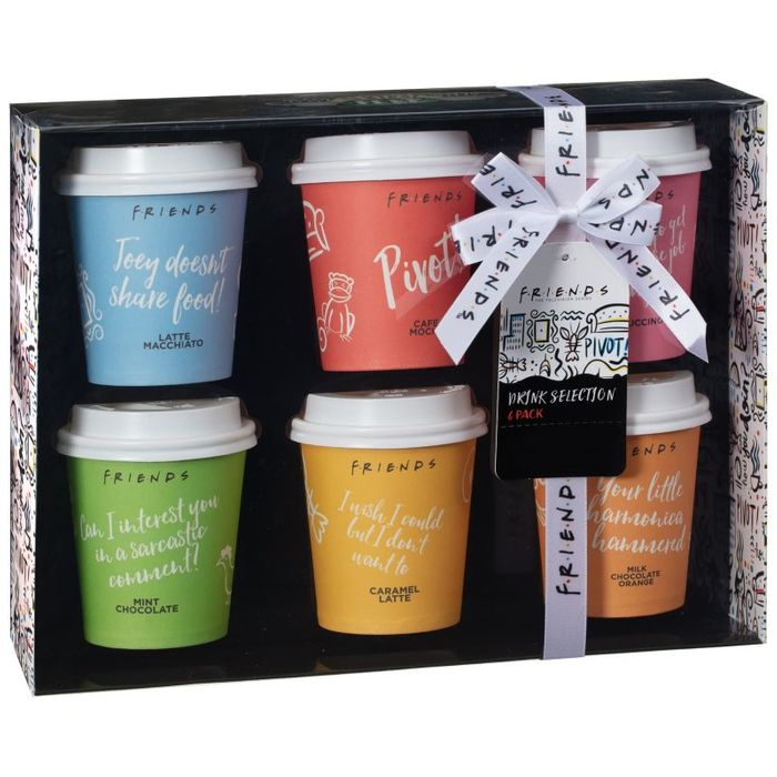 Friends Coffee Selection Set 6pk