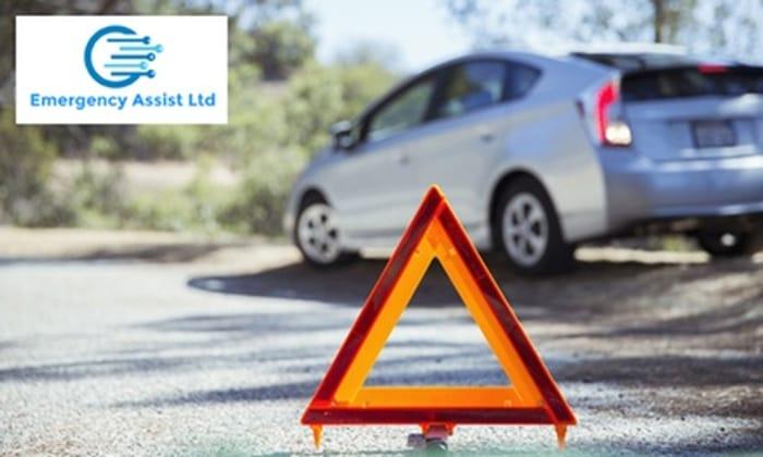 1 Year Emergency Assist Car Breakdown Cover - Basic £15.75 / Premium £21.60