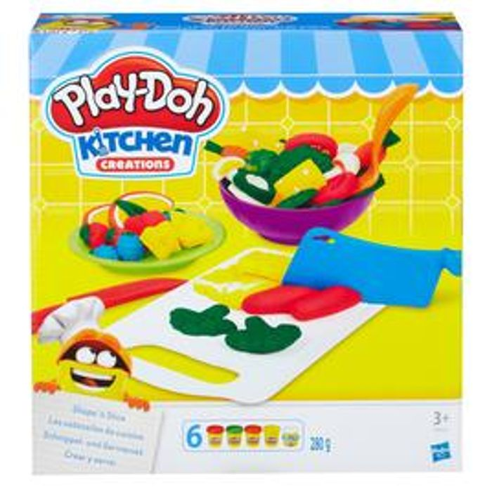 Play - Doh Kitchen Creations Shape 'N Slice