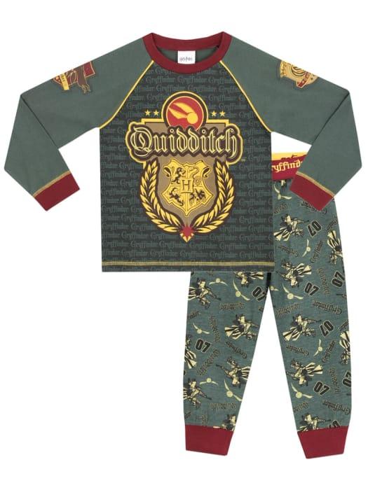 Harry Potter Pyjamas - Quidditch