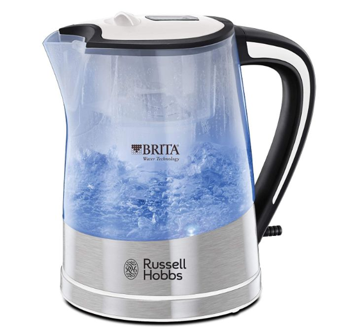 Cheap Russell Hobbs 22851 Brita Filter Purity Electric Kettle - Only £24.99!