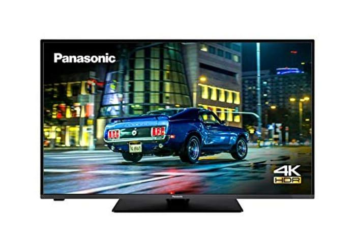 PRIME DAY DEAL Panasonic 43 Inch 4K Ultra HD Multi HDR LED LCD Smart TV