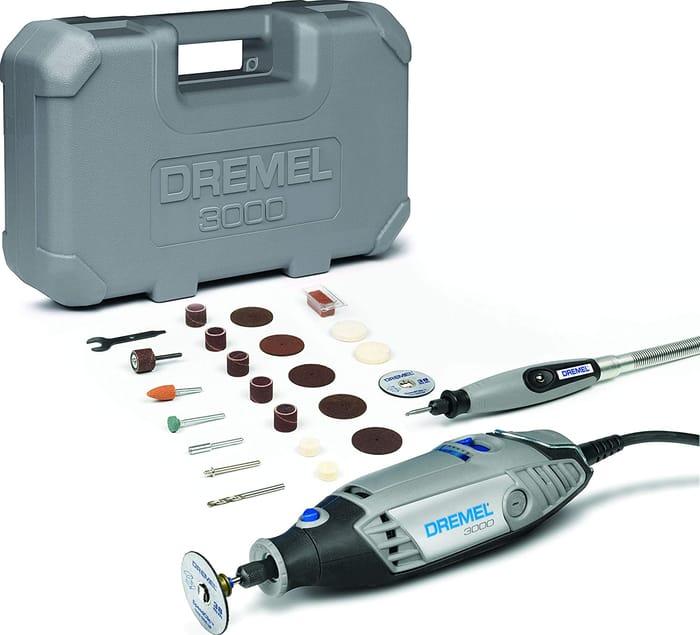 Dremel 3000 Rotary Tool and Multi-Tool Kit **4.7 STARS**