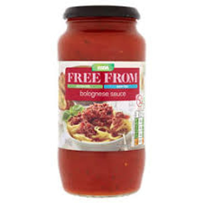ASDA Free from Bolognese Sauce