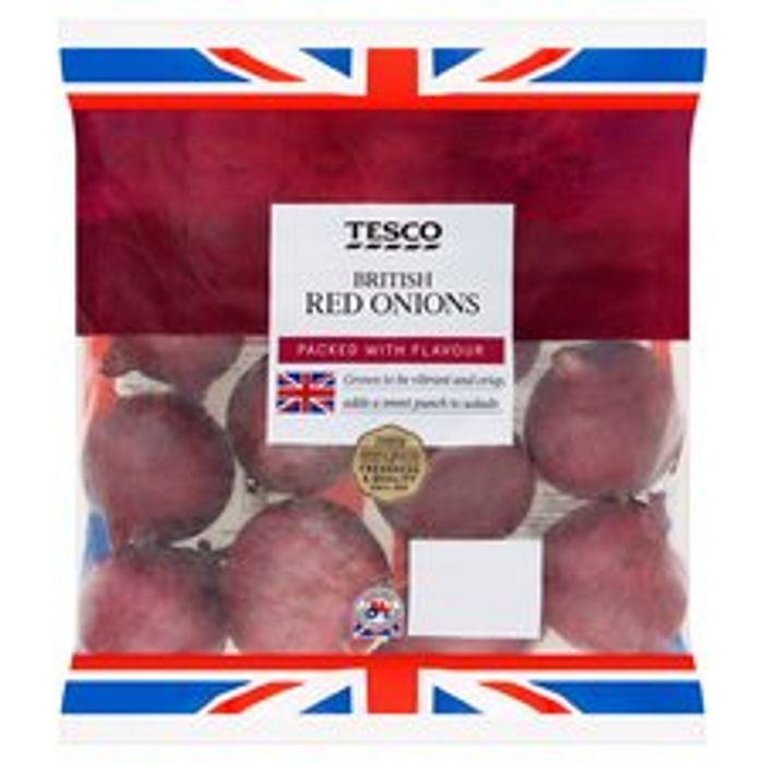 Tesco Red Onion 1Kg Clubcard Price